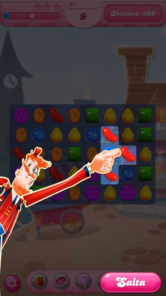 candycrush gamification
